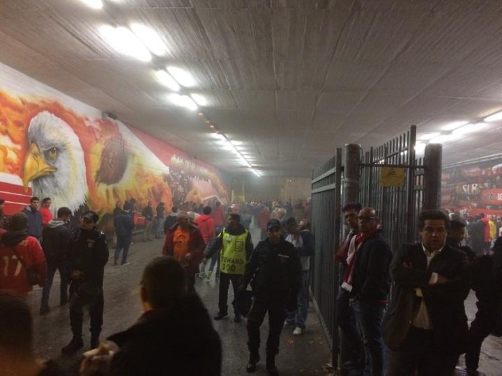 Lisbon Pre Match